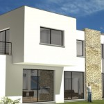 Autoconstruction maison passive - construction à Mouans Sartoux - IBS Distribution