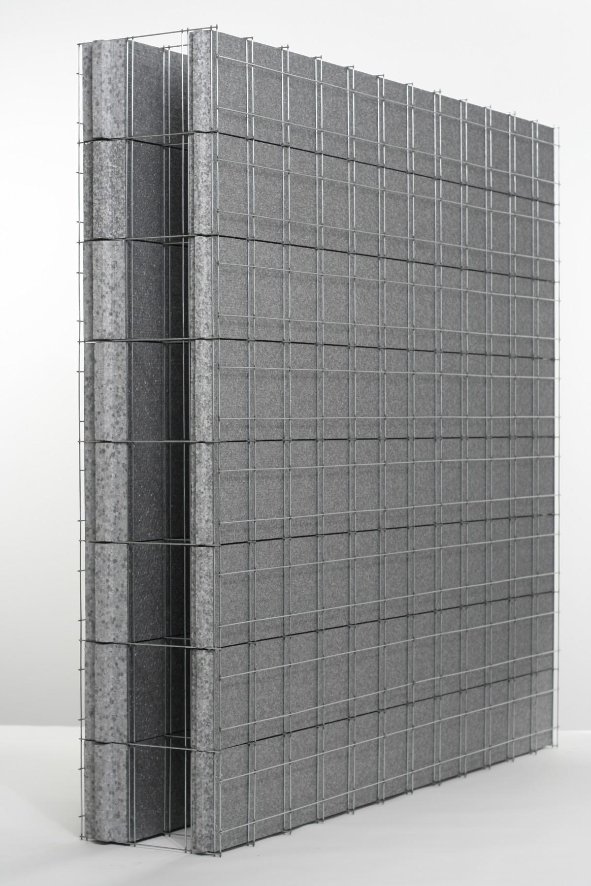 bloc coffrant isolant ibs bloc de coffrage isolant sismo. Black Bedroom Furniture Sets. Home Design Ideas