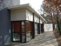Bureau BBC en  bloc coffrant isolant sismo-  Aix en Provence - IBS Distribution