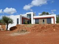 Maison en coffrage isolant sismo- Villa moderne en Espagne - IBS Distribution
