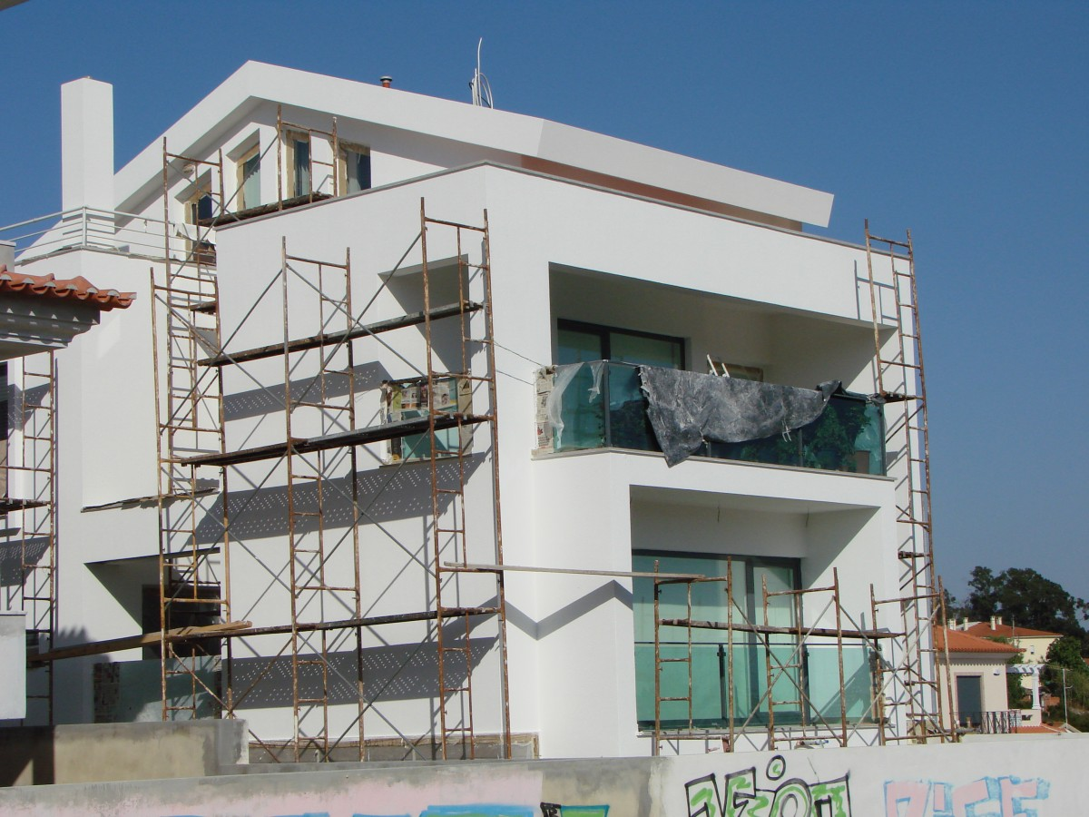 maison bbc r alis e en bloc coffrant isolant sismo ibs distribution ibs distribution. Black Bedroom Furniture Sets. Home Design Ideas