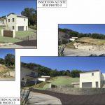 Plan villa bloc coffrant isolant